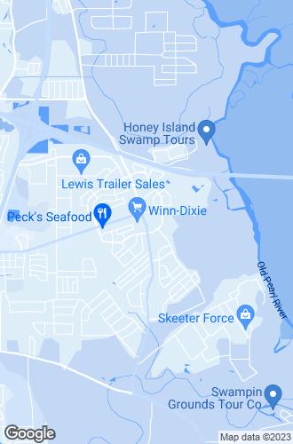 Map of Slidell