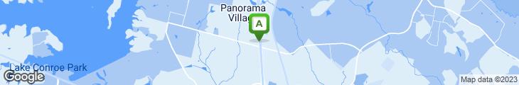 Map of Mama Juanita's Mexican Restaurant