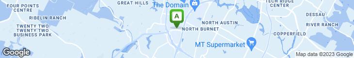 Map of North By Northwest Restaurant & Brewery
