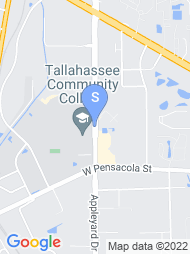 Tallahassee Community College map