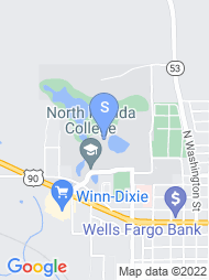 North Florida Community College map