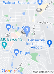 Pensacola State College map