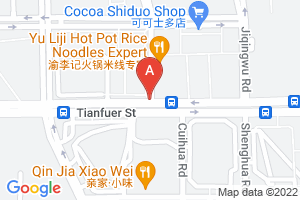 Serviced Offices China
