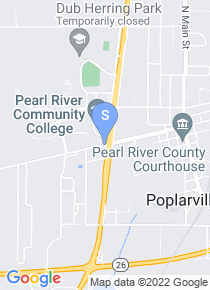 Pearl River Community College map
