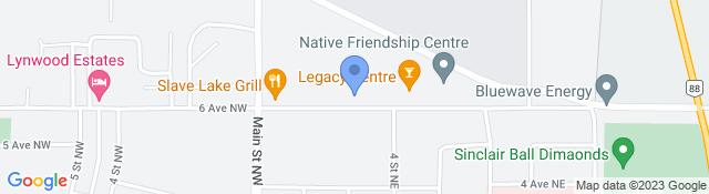300 6 Ave NE, Slave Lake, AB T0G 2A2, Canada