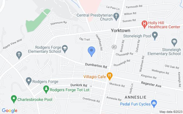 300 Dumbarton Rd, Baltimore, MD 21212, USA