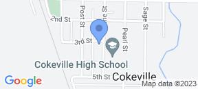 300 Pine St, Cokeville, WY 83114, USA