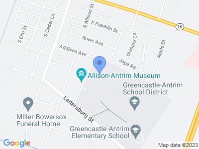 300 S Ridge Ave, Greencastle, PA 17225, USA