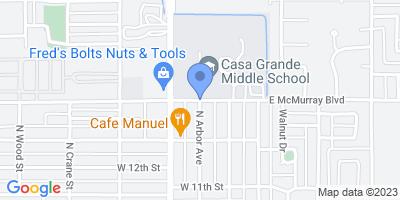 300 W McMurray Blvd, Casa Grande, AZ 85122, USA