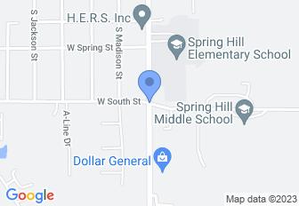 301 E South St, Spring Hill, KS 66083, USA