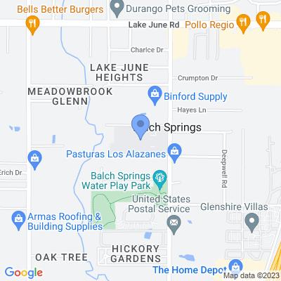 3025 Hickory Tree Rd, Balch Springs, TX 75180, USA
