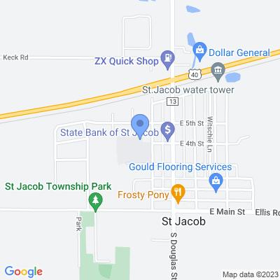 305 Jacob St, St Jacob, IL 62281, USA