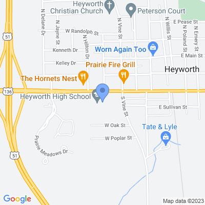 308 West Cleveland Street, Heyworth, IL 61745, USA