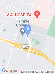 Temple College map