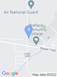 Wallace Community College map