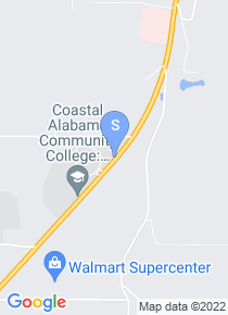 Alabama Southern Community College map