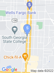 South Georgia College map