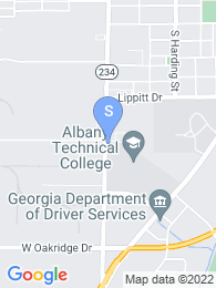 Albany Tech map