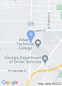 Albany Technical College map