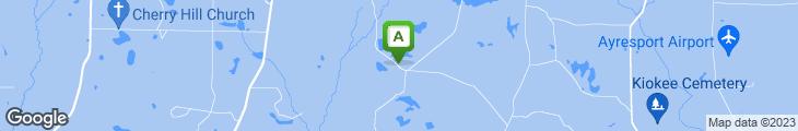 Map of Paul's