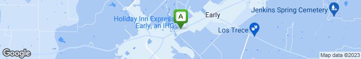 Map of Chicken Express