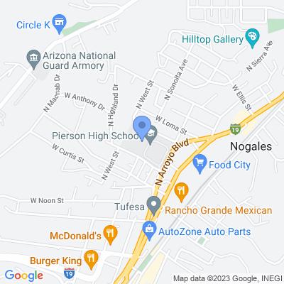 310 W Plum St, Nogales, AZ 85621, USA