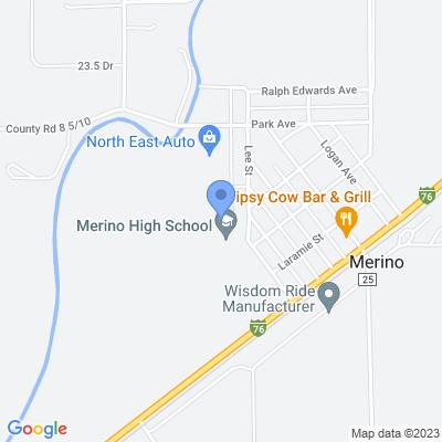 315 Lee St, Merino, CO 80741, USA