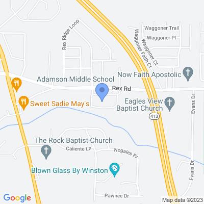3187 Rex Rd, Rex, GA 30273, USA