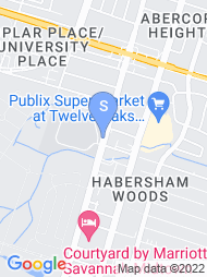 Savannah Tech map