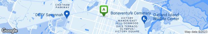Map of Bonefish Grill