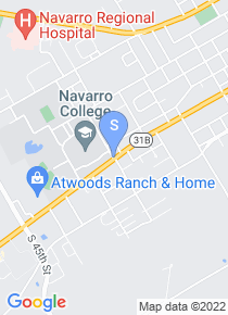 Navarro College map