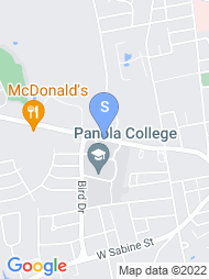 Panola College map