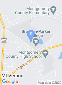 Brewton Parker College map