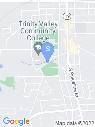 Trinity Valley Community College map