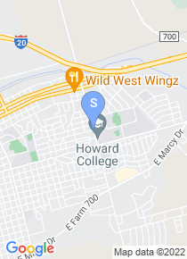 Howard College map