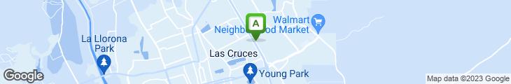 Map of Chili's