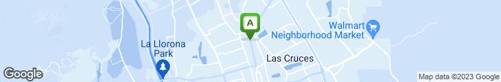 Map of Corner Deli