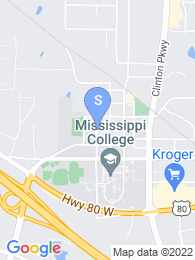 Mississippi College map