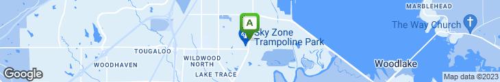 Map of Amerigo