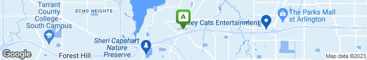 Map of Schlotzsky's