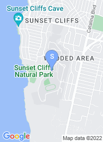 Point Loma Nazarene University map