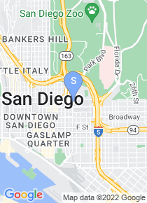San Diego City College map