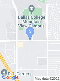 Mountain View College map