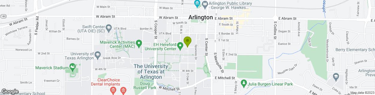Univ. TX - Arlington University Cen