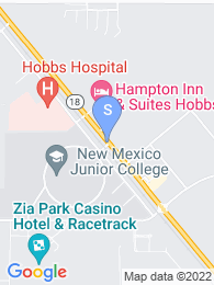 New Mexico Junior College map