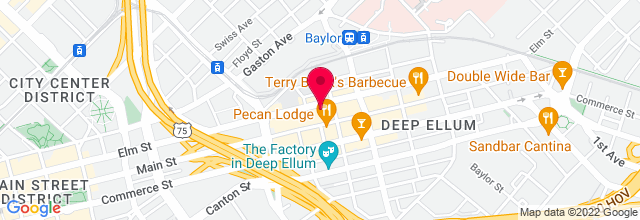 Map for Club Dada