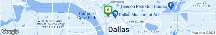 Map of Craft - Dallas
