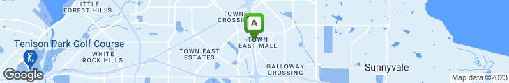 Map of Frullati Cafe