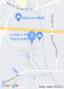 Central Georgia Tech map