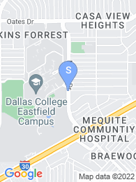 Eastfield College map